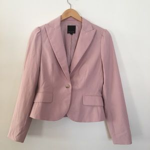 Perfect Pink The Limited Blazer